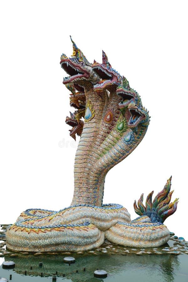 Re Of Nagas immagine stock libera da diritti