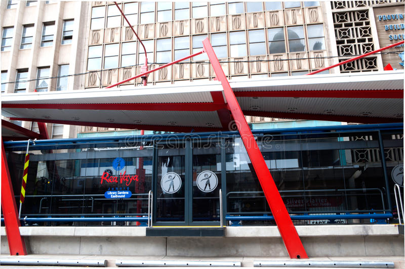 Download Rea Vaya Transit System,Johannesburg Editorial Photo - Image: 14745861