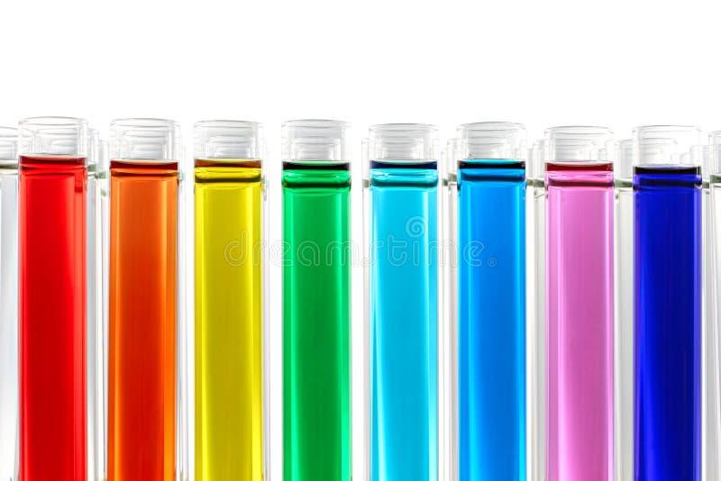 Reacção química imagens de stock