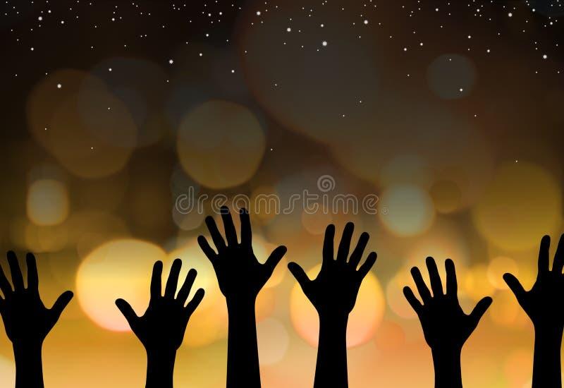 reach star ελεύθερη απεικόνιση δικαιώματος