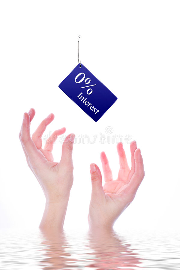 Download Reaching for the Bait stock image. Image of loan, fraud - 1633765