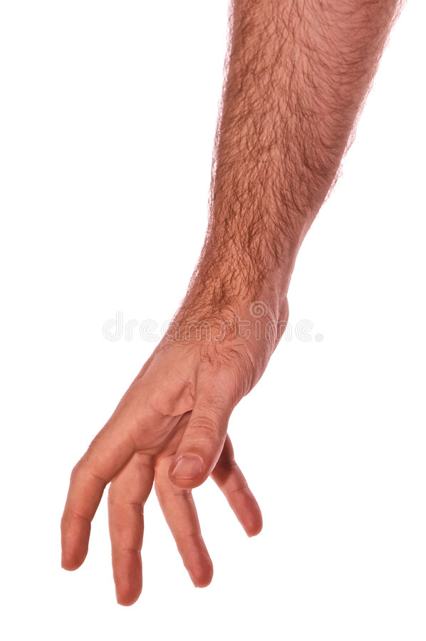 Download Reaching down stock image. Image of male, reaching, fingers - 7509985