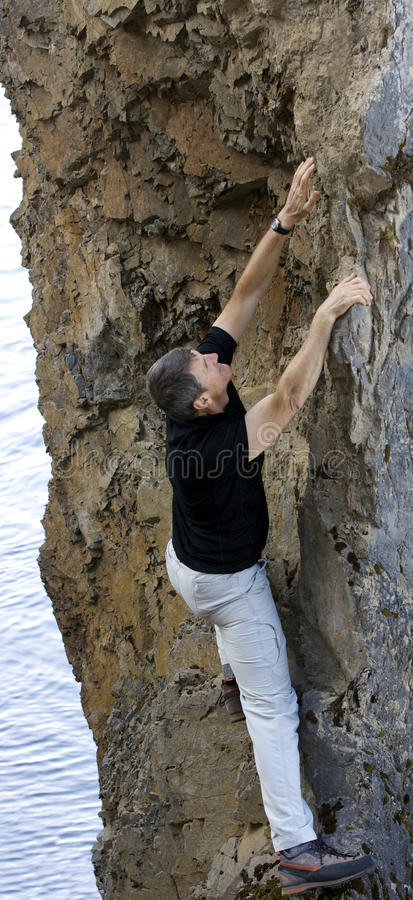 Free Reaching For Something To Hold On To Royalty Free Stock Photos - 11171988