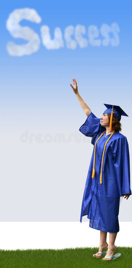 Free Reaching For Success Stock Photography - 3369272