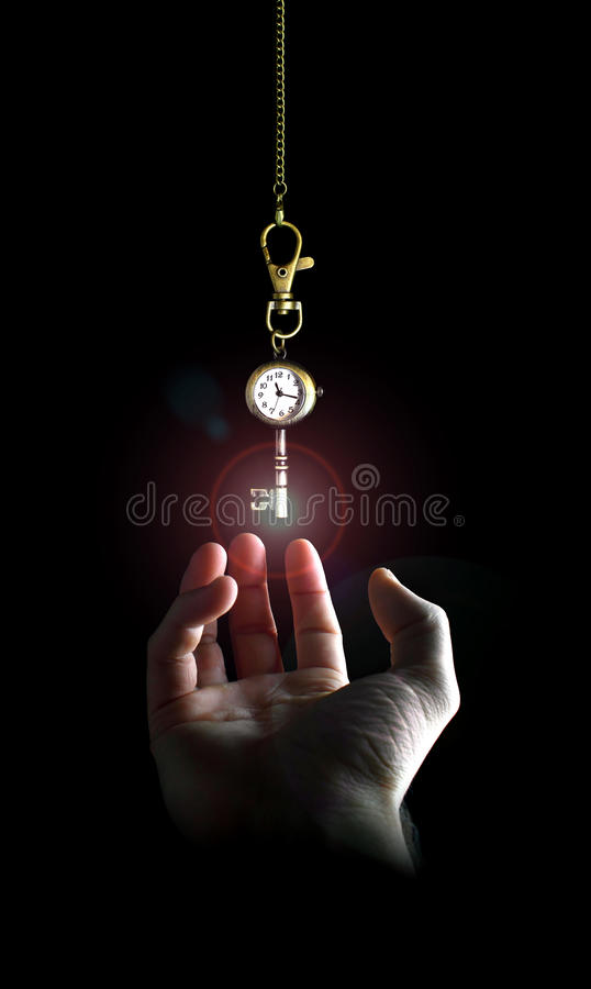 Reaching the key of time