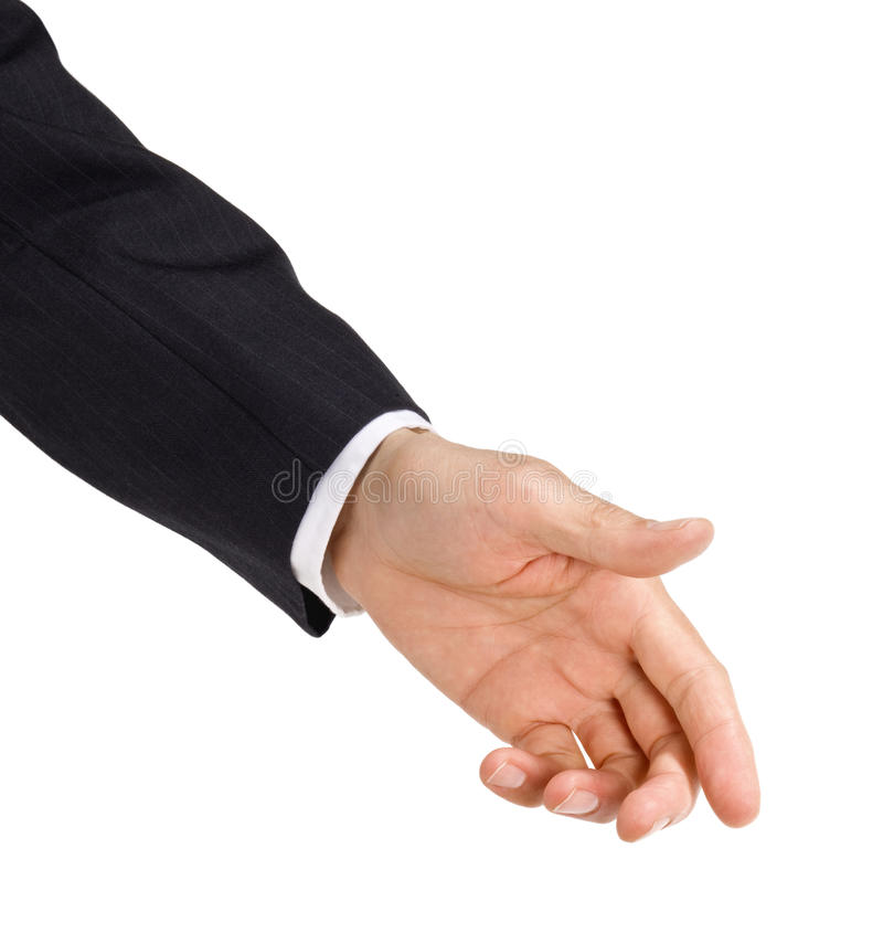 Free Reaching Out Hand Royalty Free Stock Image - 11058356