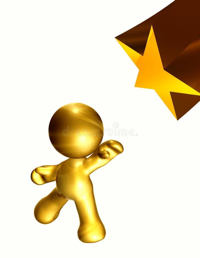 Free Reaching Success Star Stock Photos - 8145673