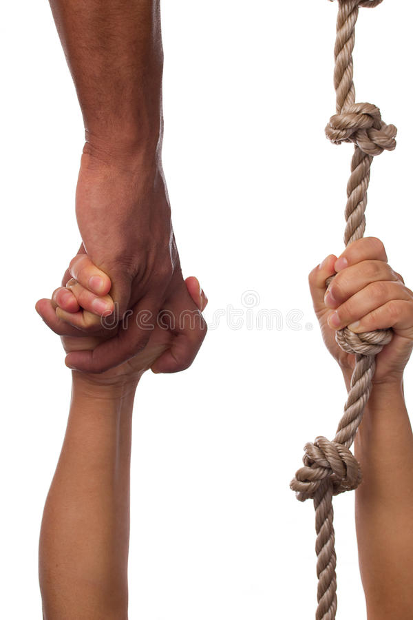 Free Reaching The One In Need With Salvation Stock Photo - 18162690