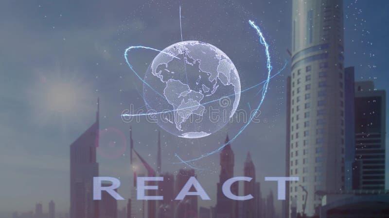 React Stock Illustrations – 863 React Stock Illustrations