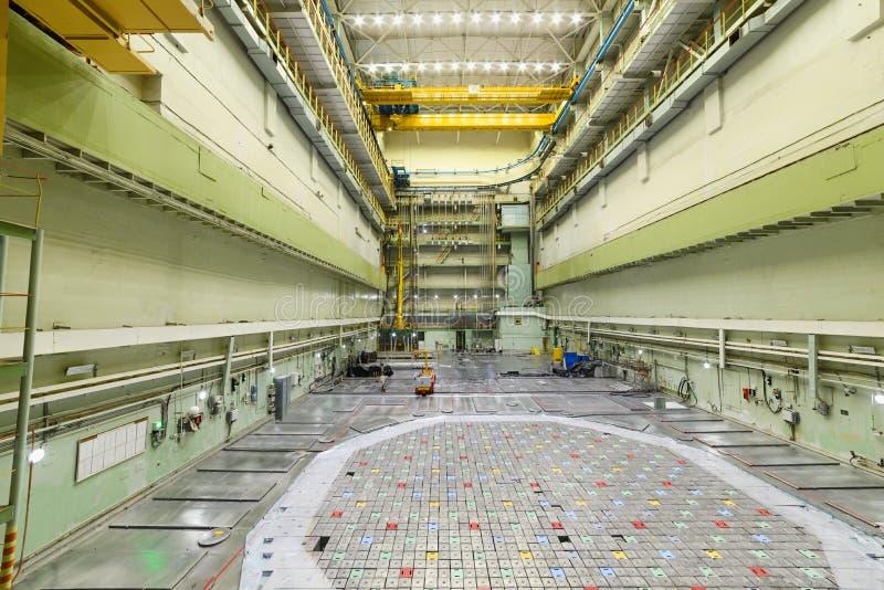 Reactor Room Rbmk Stock Photo Image Of Graphite Block