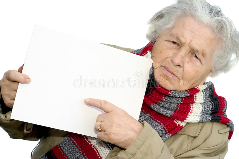 Download Read it! stock image. Image of copy, frown, grey, female - 522521