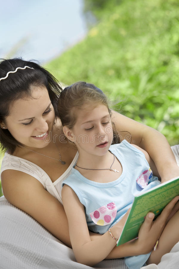 Download Reading stock image. Image of happy, lesson, healthy - 14560299
