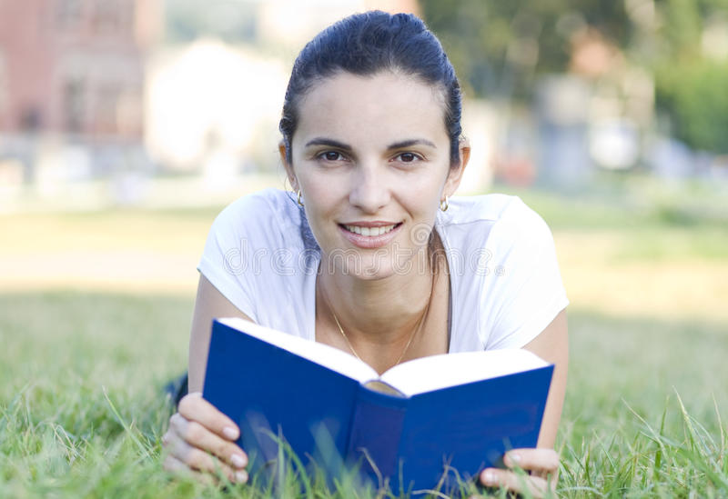 Download Reading A Book Royalty Free Stock Images - Image: 10124969