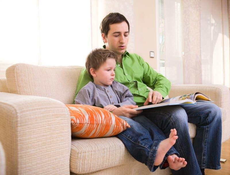 Download Reading Book stock image. Image of horizontal, close, caucasian - 9424885