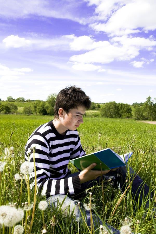 Free Reading Boy Stock Photography - 5228612
