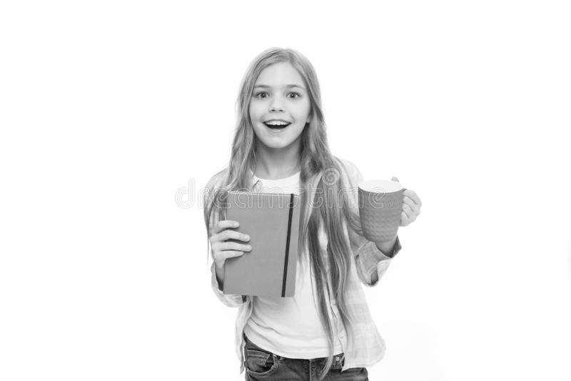 Reading bucket list. Spend nice time with favorite book. Girlish bestseller book. What is your favorite story. There is. No friend as loyal as book. Girl hold stock photo