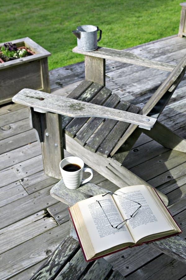 Reading Day Stock Photo