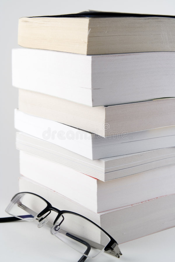 Reading Material royalty free stock image