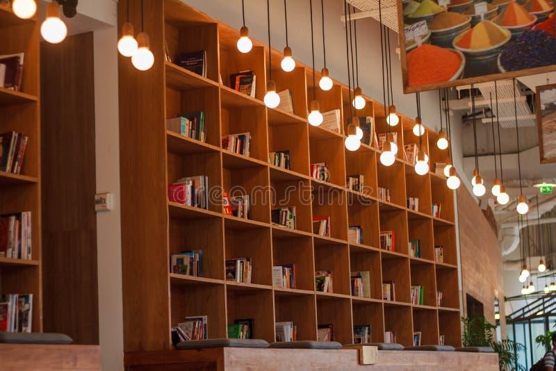 Reading Room With Bookshelves Free Public Domain Cc0 Image