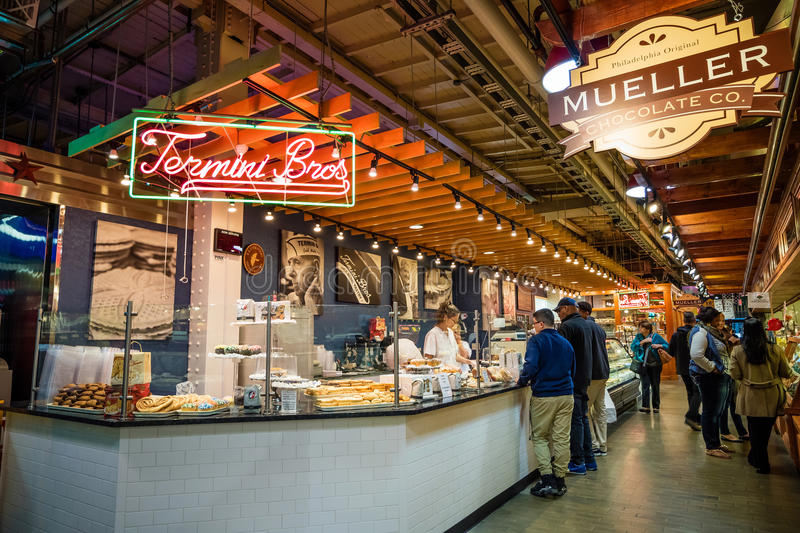 Reading Terminal Market royalty free stock image