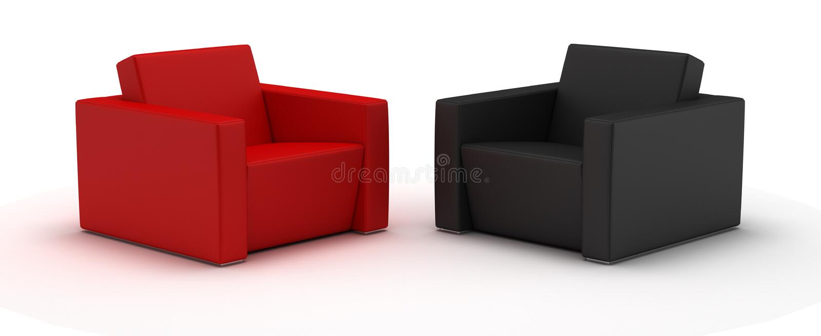 Ready For Discussion stock photos