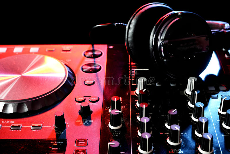 Download Ready for DJ s stock image. Image of event, entertajment - 38718987