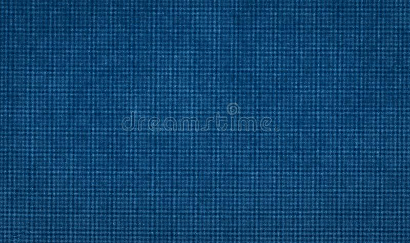 Ready frame for design, fine textile texture, dark blue abstract background. Macro stock photography