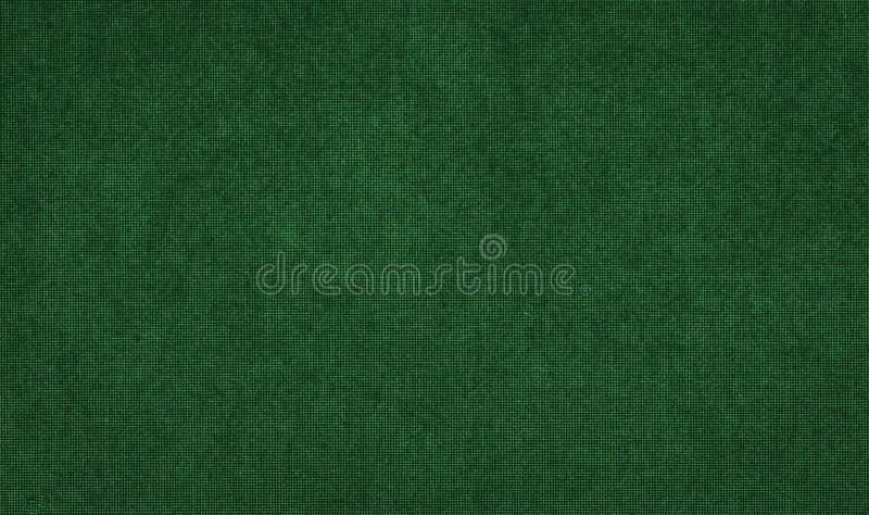 Ready frame for design, fine textile texture, dark green abstract background royalty free stock photography