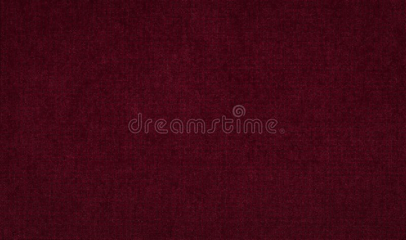 Ready frame for design, fine textile texture, dark red abstract background, macro. For clearance. Template royalty free stock images