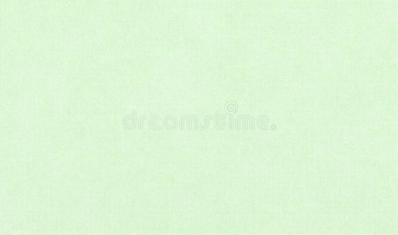 Ready frame for design, fine textile texture, light green abstract background. Macro royalty free stock image