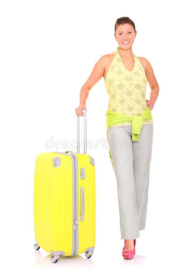 Download Ready for holidays stock photo. Image of trip, attractive - 24899012
