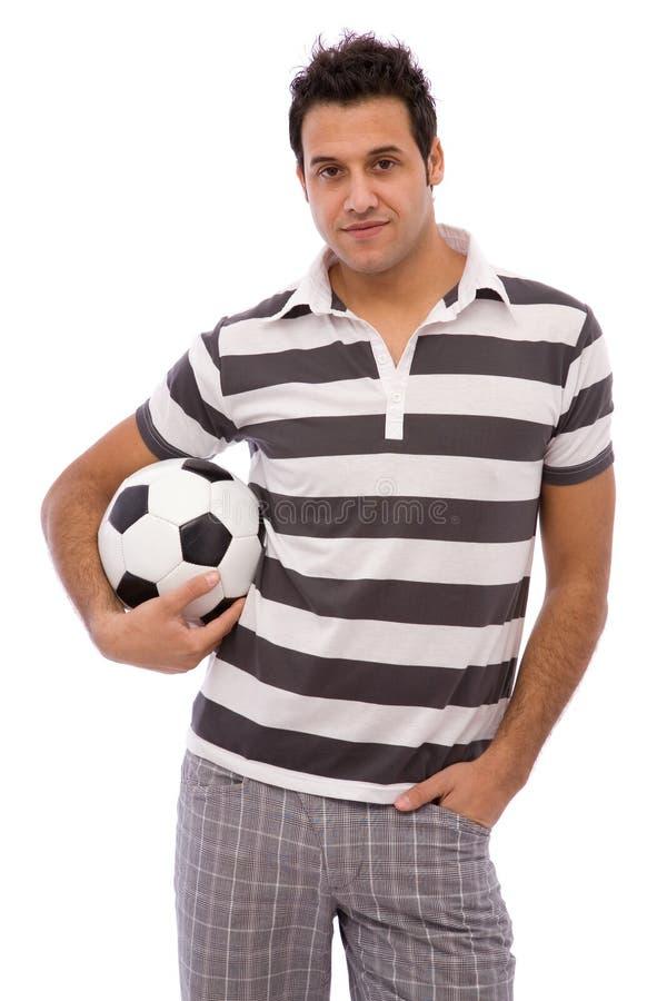 Ready per calcio immagine stock libera da diritti