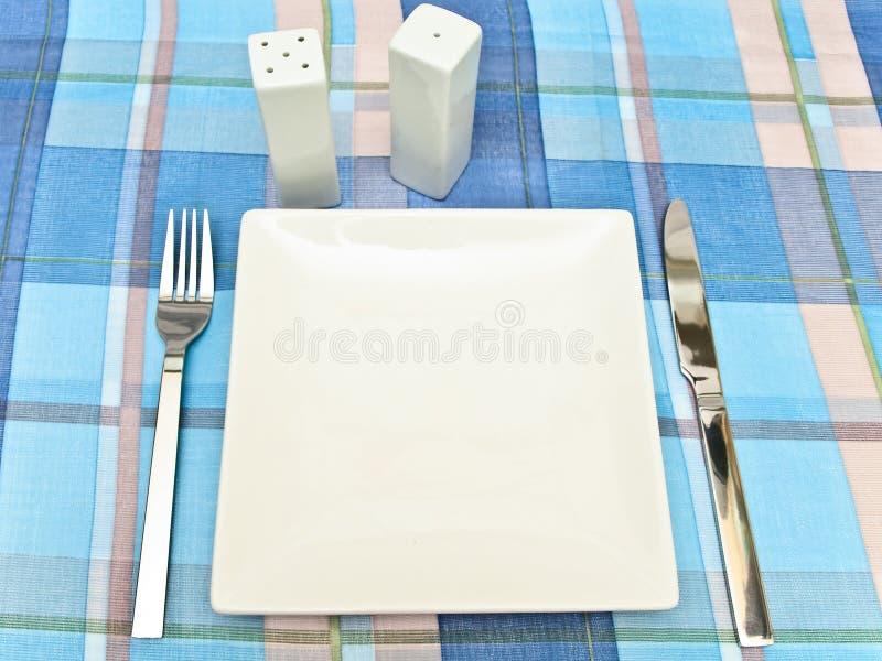 Download Ready per il pranzo immagine stock. Immagine di cuisine - 7301973