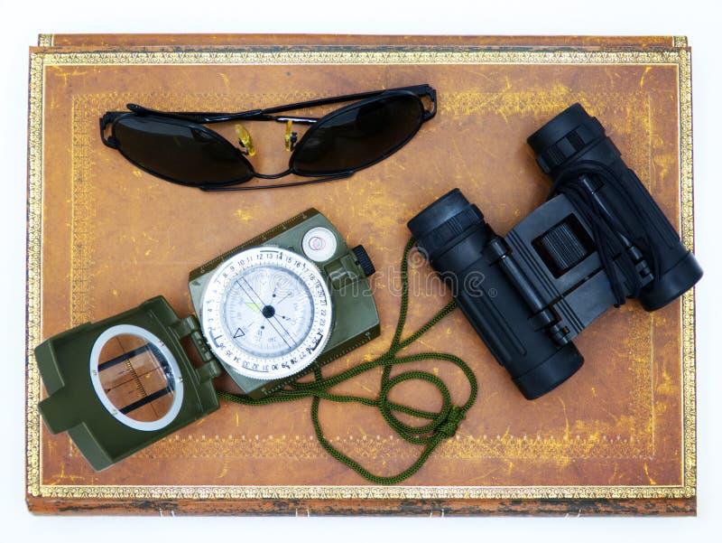 Ready per l'avventura fotografie stock
