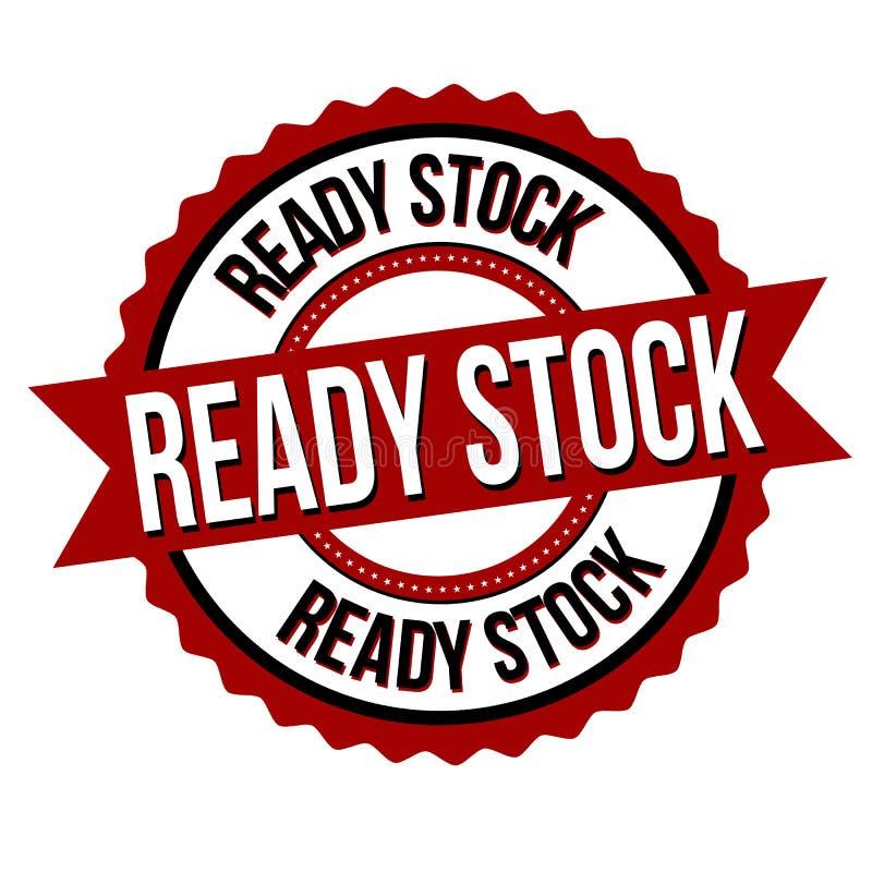 Free Ready Stock Label Or Sticker Stock Photos - 169373363