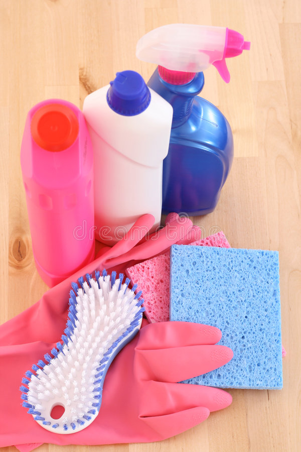 Download Ready to clean stock image. Image of scrubbing, brush - 2936805