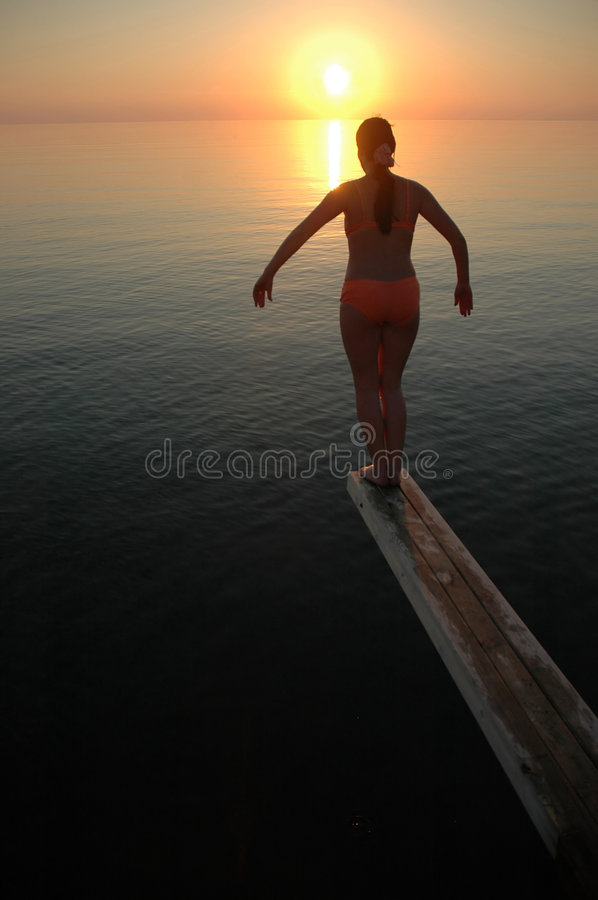 Download Ready To Jump Royalty Free Stock Photos - Image: 1037748