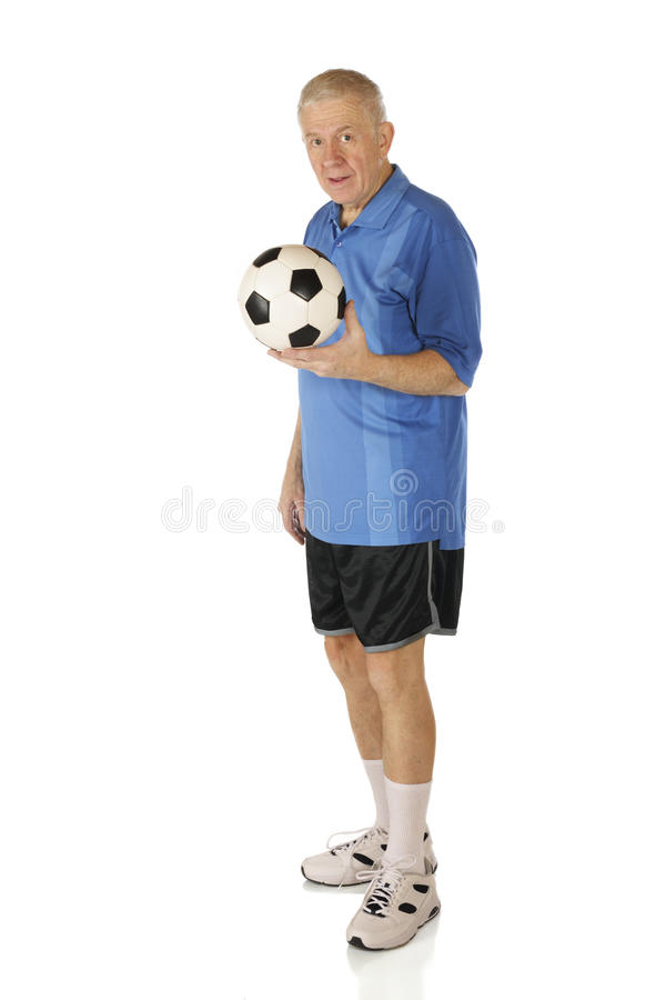 Download Ready to Play? stock photo. Image of shorts, player, soccer - 19215908