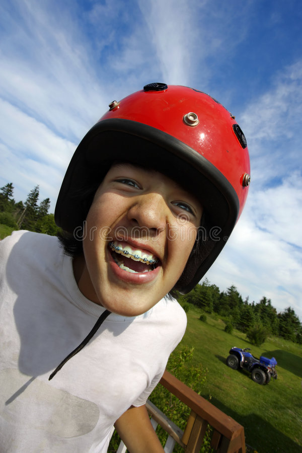 Download Ready to ride stock image. Image of sport, braces, rider - 6245219