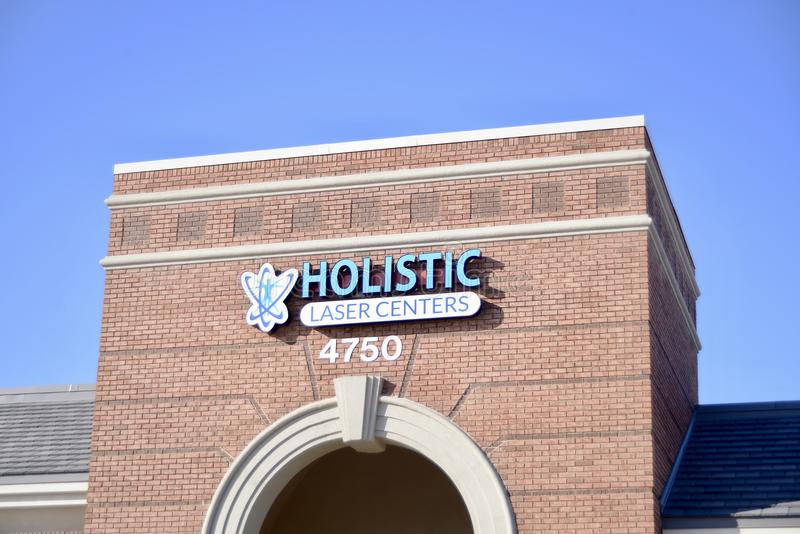 Holistic Laser Centers, Fort Worth, Texas royalty free stock photo