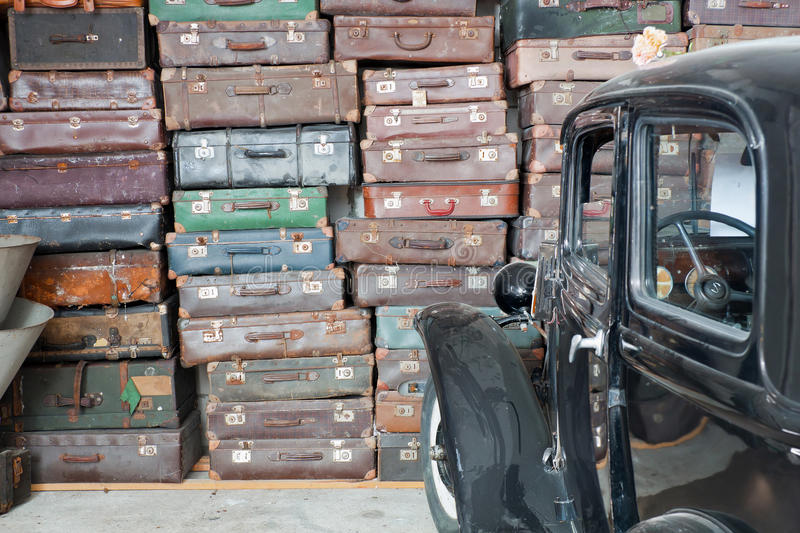 Download Ready to travel. stock photo. Image of dirty, object - 21557034