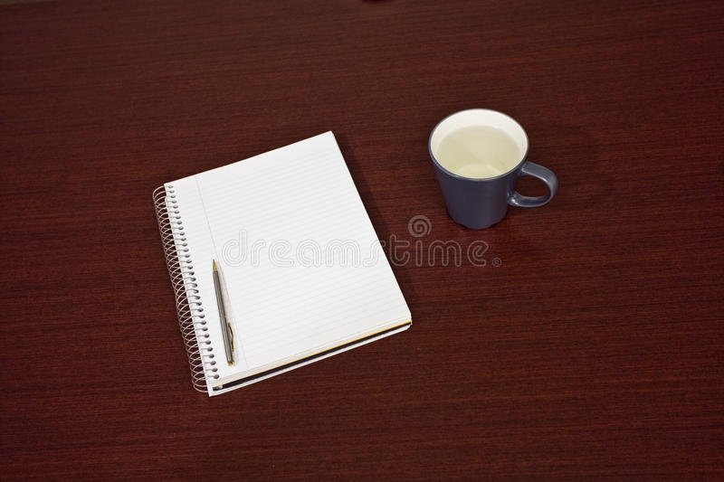 Download Ready To Work stock image. Image of contemplate, diary - 12631893