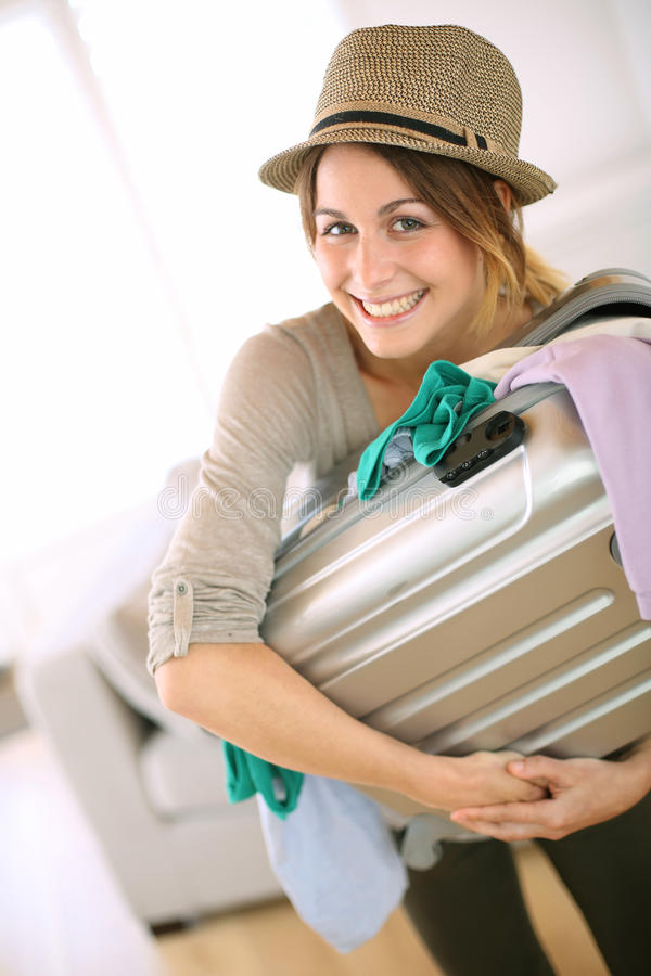Ready For Vacation Royalty Free Stock Image