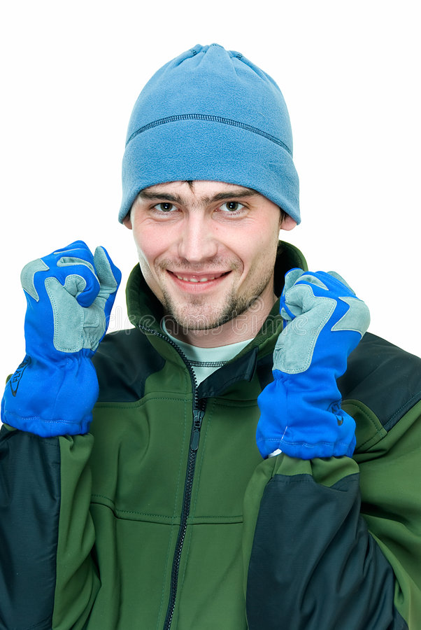 Download Ready for winter sport stock photo. Image of lifestyle - 7910882