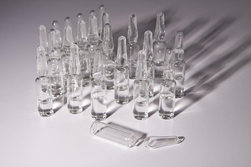 Download Reagant Vials stock photo. Image of research, medical - 13472436