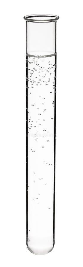 Reagenzglas lizenzfreie stockfotos