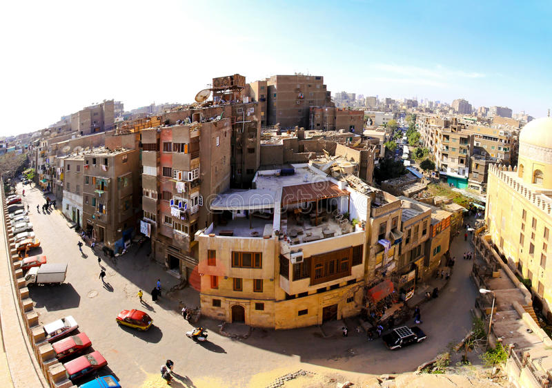 Download Real Cairo editorial image. Image of condition, cityscape - 18058730