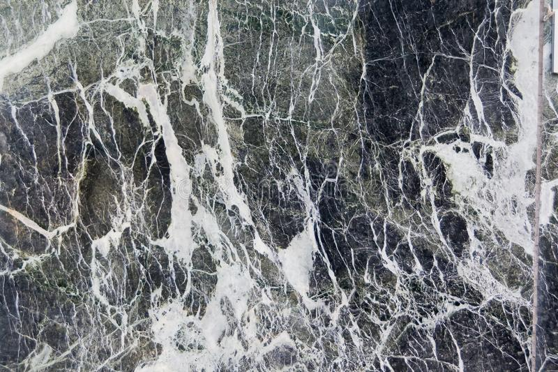Real dark marble with loads of textures royalty free stock images