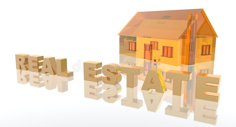 Download Real Estate stock illustration. Illustration of open, path - 2242383