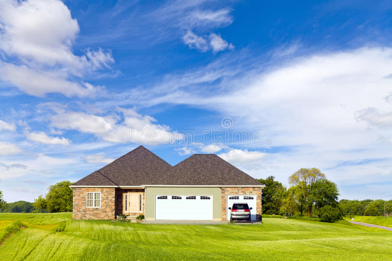 Download Real Estate stock image. Image of auto, estate, lawn - 25191771